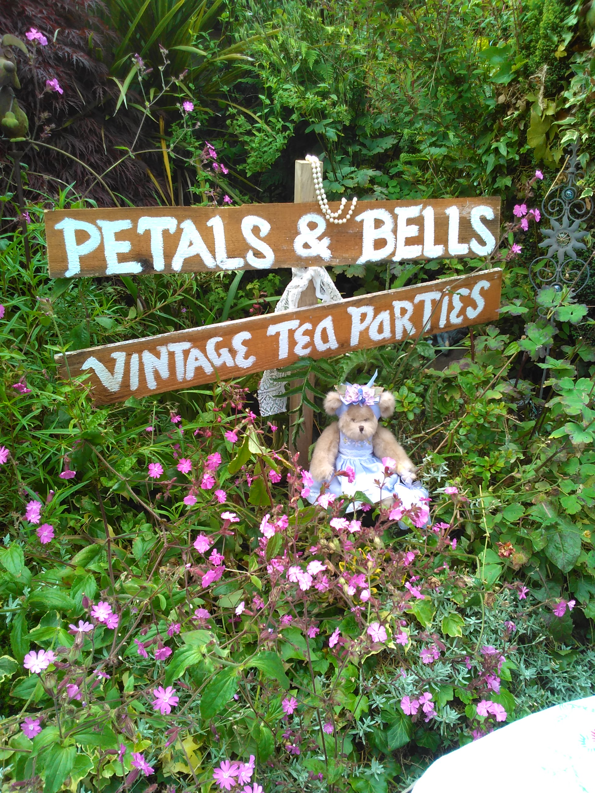 Petals and Bells Vintage Tea Parties