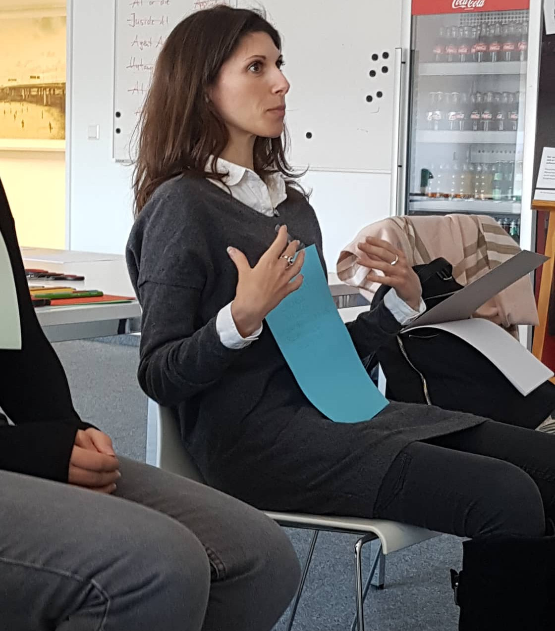 Workshop Kathrin Schwanz