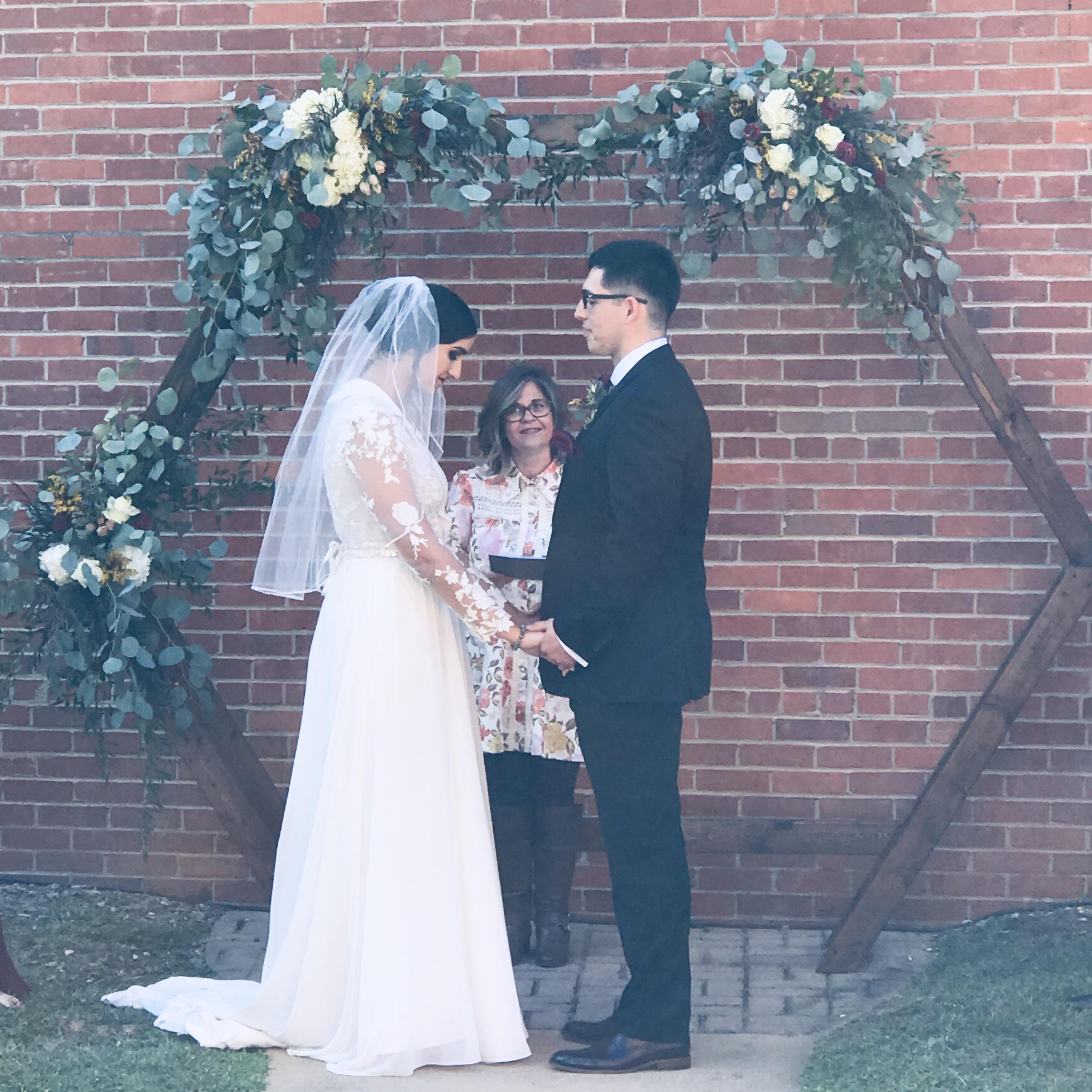 Mary & Aaron