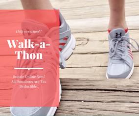 Walk-a-Thon April 26th