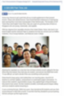tuition teacher job in Singapore