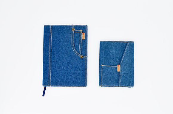 Denim Notebooks