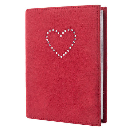 Velvet Hard Cover Notebook
