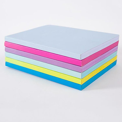 A5 Color Edge Soft Cover Notebook