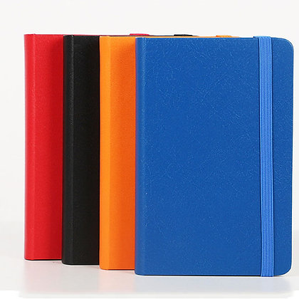 Leatherette Paper Hard Cover Notebook