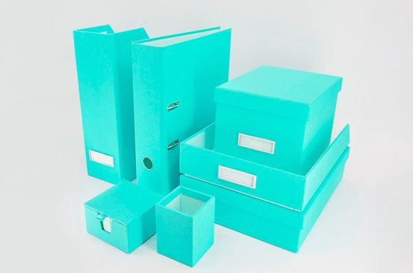 Linen Set (Blue)