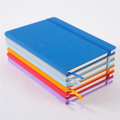 Linen Hard Cover Notebook