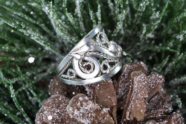 Angela's Filigree Ring