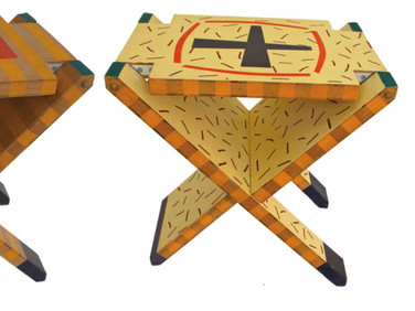 THE REVERSIBLE STOOL