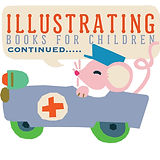 illustrating chilren's book