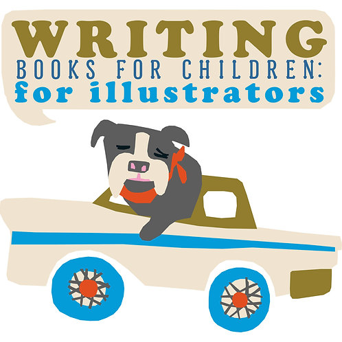Writing Books For Children: For Illustrators
