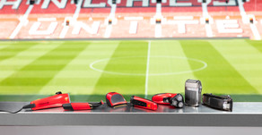 Remington launches styling products with manchester united