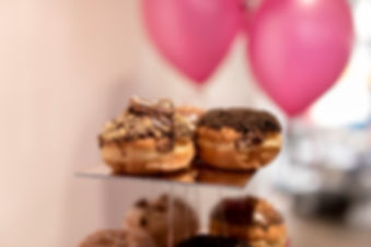 offbeat donut Co. pictured at the Dresse