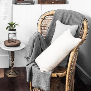 Luxe Living with Nuan Cashmere