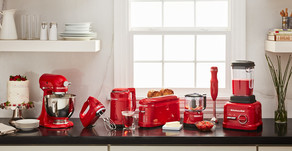 Celebrating 100 years of KitchenAid with 'Queen of Hearts' collection