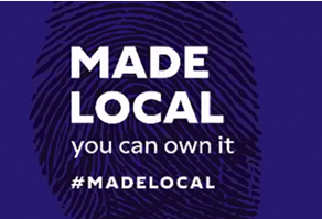 #MadeLocal Campaign with DCCI