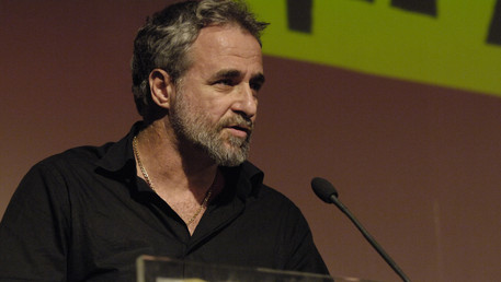 Ari Folman introduces Michael Barker - JSFL Force of Nature Award