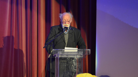 25th Anniversary Speech - Colin Young, founding director NTFS, UK
