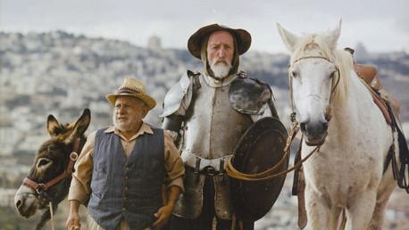 Don Quixote in Jerusalem –  Dani Rosenberg
