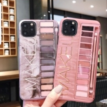 EYE SHADOW CELL-PHONE CASE