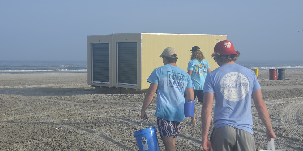 Wildwood Crest Beach Cleanup #8