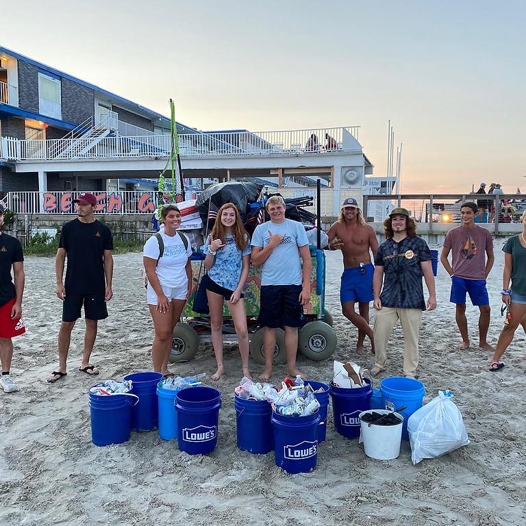 Wildwood Crest Beach Cleanup #3