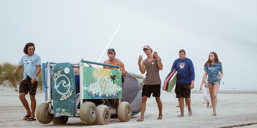 Wildwood Crest Beach Cleanup #6