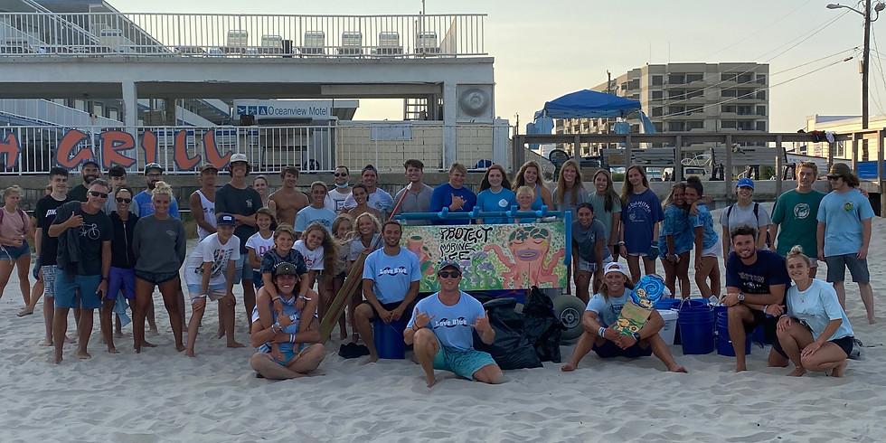 Wildwood Crest Beach Cleanup #5