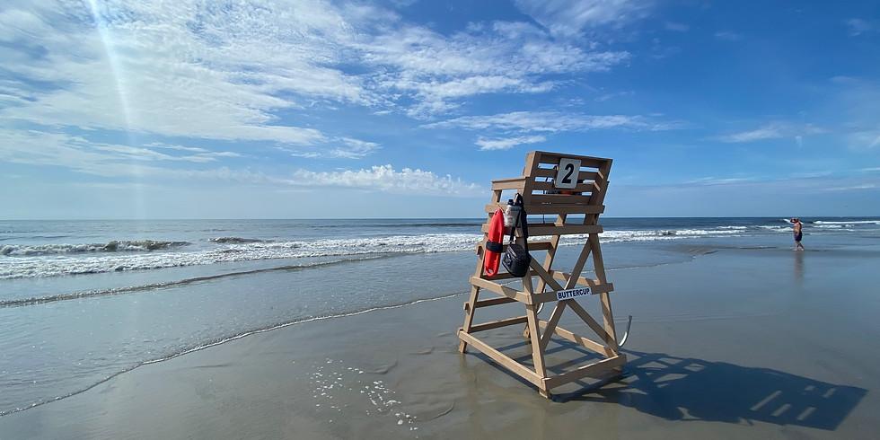 Love Blue Beach Cleanup!