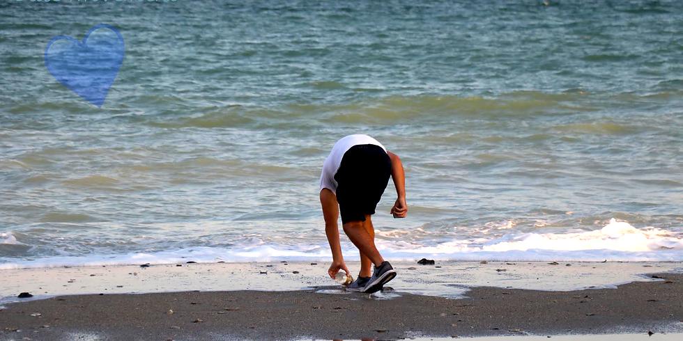 LOVE BLUE BEACH CLEANUP
