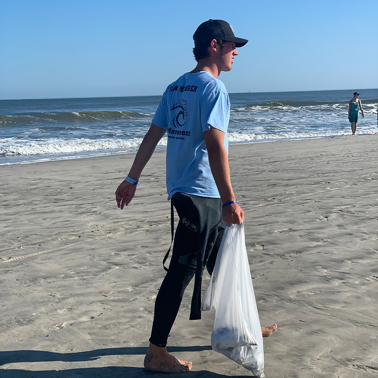 Wildwood Crest Beach Cleanup #11