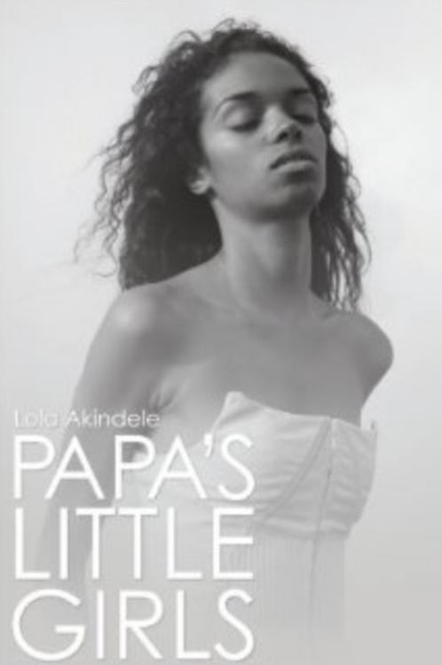 Papa's Little Girls - BOOK
