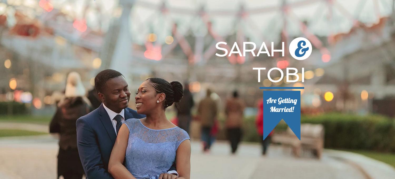 Sarah & Tobi