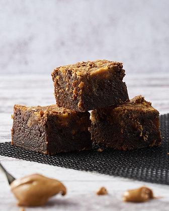 Tahini Brownies- Vegan (pack of 6 )