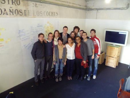 Meet the new Emzingo Fellows. The winter 2013 cohort.
