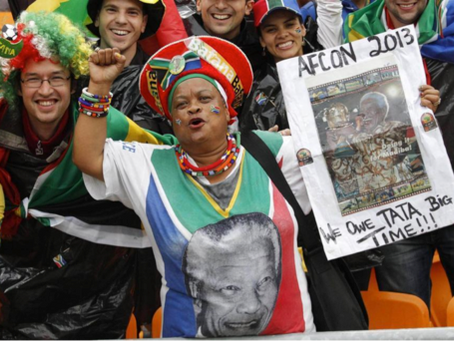 The best South African supporters.