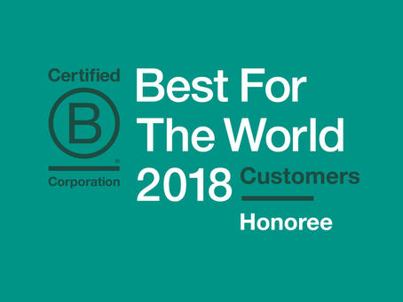EMZINGO: BEST FOR CUSTOMERS 2018