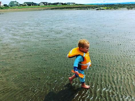 Sea-kayaking the Safe Way with Kids