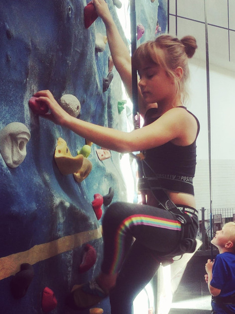 Braehead Autobelays: Check You Are Clipped Before You Climb! Check it; Check it, Every Time!