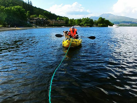 Intex Explorer K2 Kayak: a good starter vessel