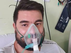 Notícias sobre a recuperação de Marcelo Skank.