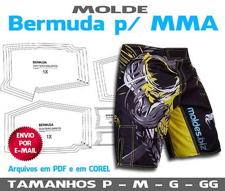 MOLDE BERMUDA MMA