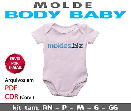 MOLDE BODY BABY