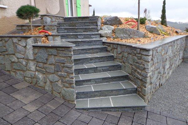 Escaliers | jardins-authentiques