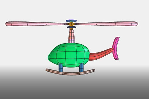 Project 4 - Helicopter