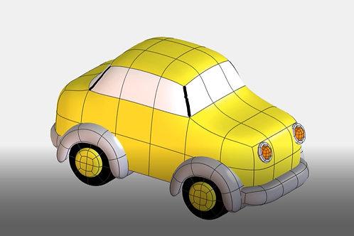Project 1 - Design a Car