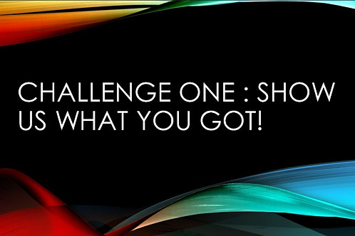 Project 7 - Challenge one