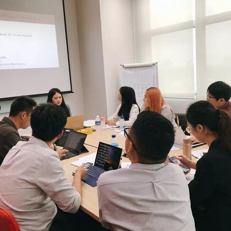 新加坡精英实习项目