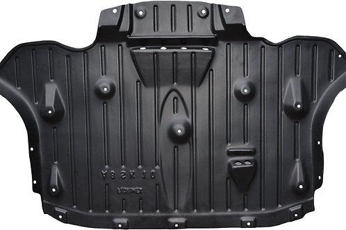 Audi A8 greičių dėžės apsauga 2010-