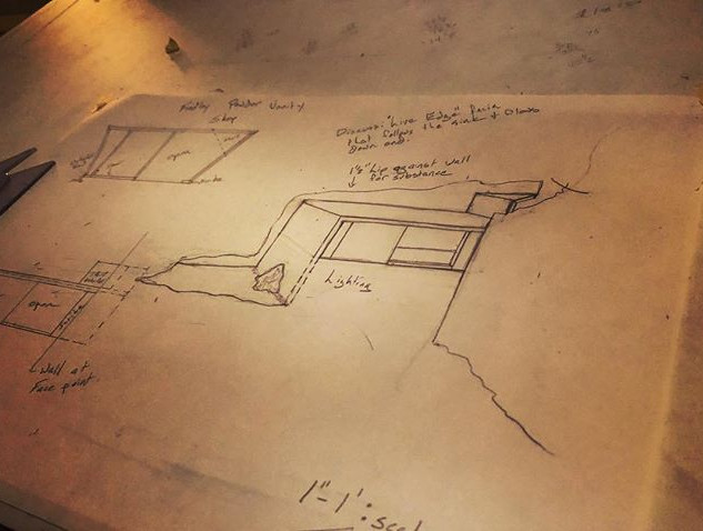 #perspectivedrawing #shopdrawing #powder
